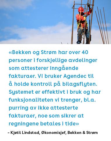 Bekken & Strøm